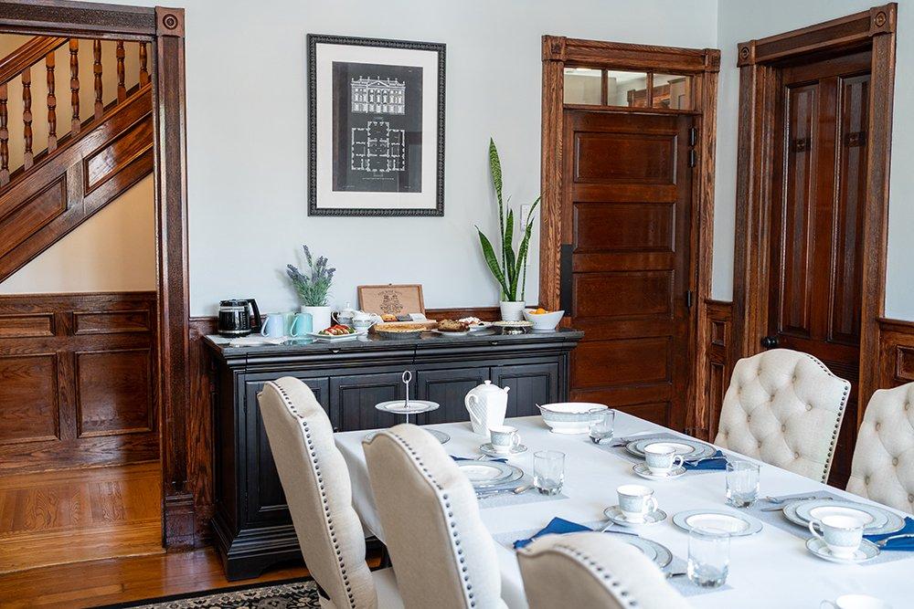 George Washington Wood Bed & Breakfast